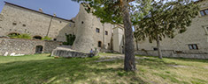 Immagine del virtual tour 'Castello Savelli - Torlonia'